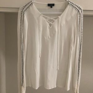 OnTwelfth White blouse